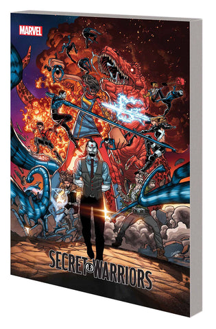 SECRET WARRIORS (2017) TPB VOL 02 IF TROUBLE MUST COME