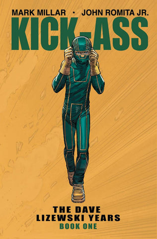 KICK-ASS: THE DAVE LIZEWSKI YEARS TPB VOL 01