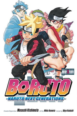 BORUTO VOL 03