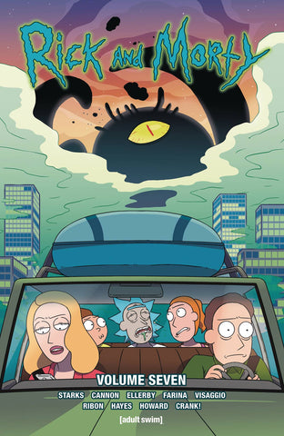 RICK AND MORTY TPB VOL 07