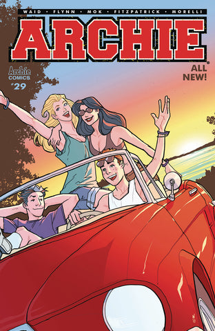 ARCHIE #29 WOODS CAR VARIANT