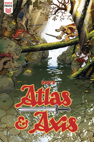 ATLAS AND AXIS #3