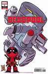 DEADPOOL #1 YOUNG VARIANT