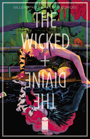 THE WICKED + THE DIVINE #37 VARIANT