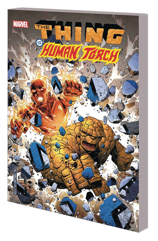 MARVEL 2-IN-ONE TPB VOL 01 FATE OF THE FOUR