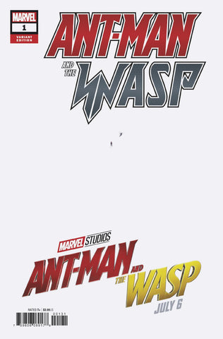 ANT-MAN AND THE WASP #1 MOVIE VARIANT