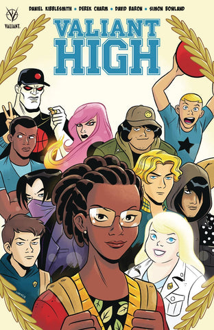 VALIANT HIGH TPB