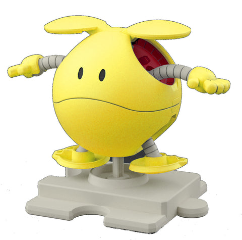 GUNDAM 00 HARO HAPPY YELLOW MODEL KIT