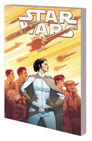 STAR WARS (2015) TPB VOL 08 MUTINY AT MON CALA