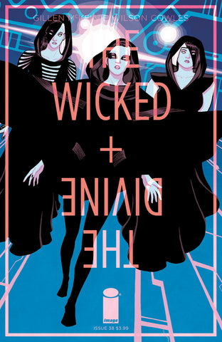 THE WICKED + THE DIVINE #38 VARIANT