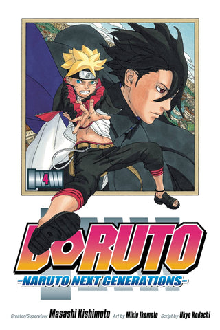 BORUTO VOL 04