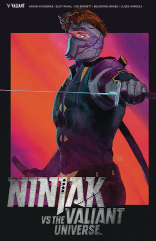 NINJAK VS THE VALIANT UNIVERSE TPB