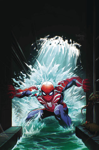 WEST COAST AVENGERS #2 1/10 TSANG SPIDER-MAN VIDEO GAME VARIANT