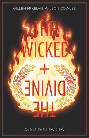 THE WICKED + THE DIVINE TPB VOL 08 OLD IS THE NEW NEW