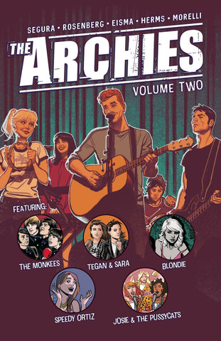 THE ARCHIES TPB VOL 02