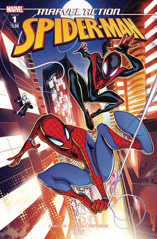 MARVEL ACTION SPIDER-MAN #1