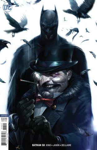 BATMAN #58 VARIANT