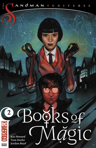 BOOKS OF MAGIC #2