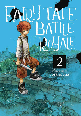 FAIRY TALE BATTLE ROYALE VOL 02