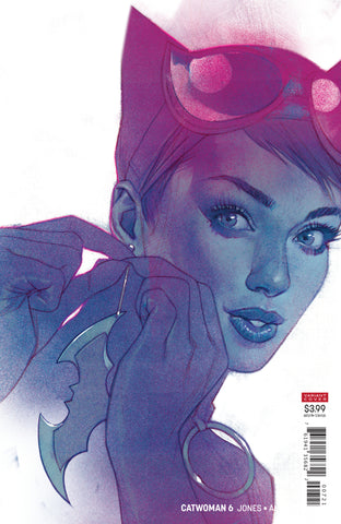CATWOMAN #7 VARIANT