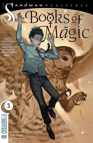 BOOKS OF MAGIC #3