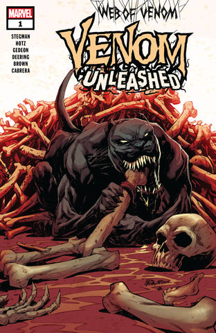 WEB OF VENOM UNLEASHED #1