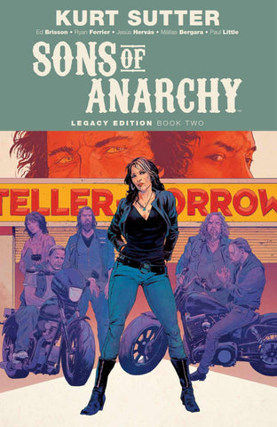 SONS OF ANARCHY LEGACY EDITION TPB VOL 02