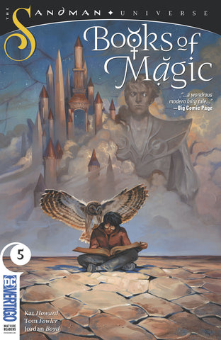 BOOKS OF MAGIC #5