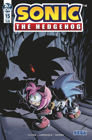SONIC THE HEDGEHOG #15 VARIANT