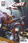 X-FORCE #5 BROWN SPIDER-MAN VILLAINS VARIANT
