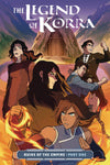 AVATAR: THE LEGEND OF KORRA TPB RUINS OF THE EMPIRE PART 1