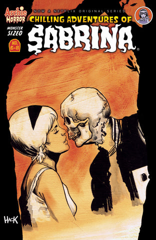 MONSTER-SIZED CHILLING ADVENTURES OF SABRINA #1