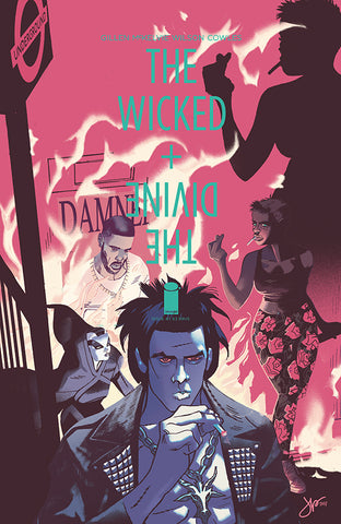 THE WICKED + THE DIVINE #43 VARIANT