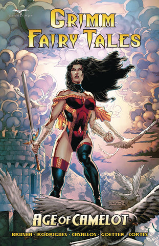 GRIMM FAIRY TALES: AGE OF CAMELOT TPB