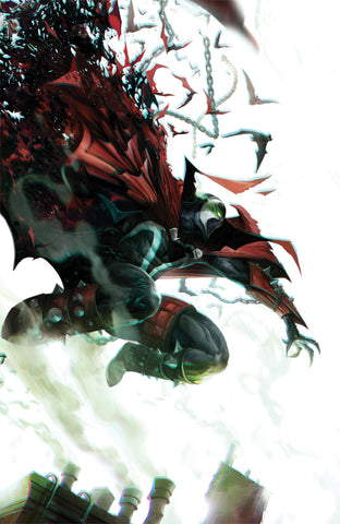 SPAWN #297 CVR B MATTINA VIRGIN VARIANT