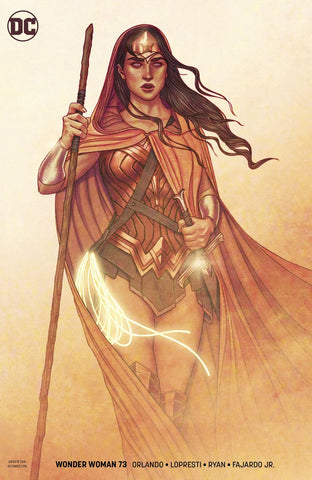 WONDER WOMAN #73 VARIANT