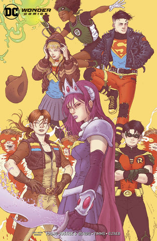 YOUNG JUSTICE #6 VARIANT