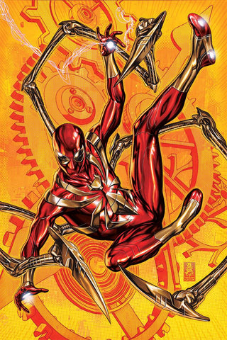 DEADPOOL #14 BROOKS SPIDER-MAN FANTASTIC VARIANT
