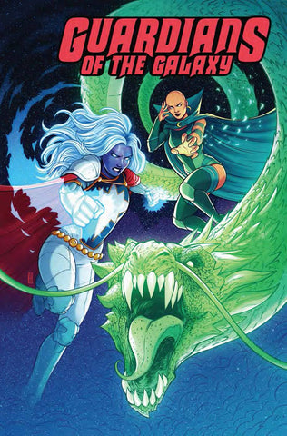 GUARDIANS OF THE GALAXY ANNUAL #1 1/25 BARTEL VARIANT