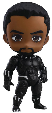 AVENGERS INFINITY WAR BLACK PANTHER NENDOROID DX VER #955