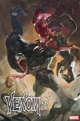 VENOM #17 SUNGHAN YUNE BRING ON THE BAD GUYS VARIANT