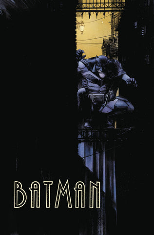 BATMAN CURSE OF THE WHITE KNIGHT #2 VARIANT