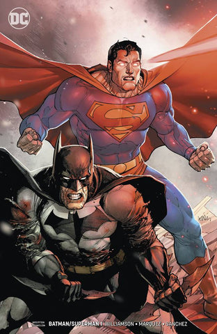 BATMAN/SUPERMAN #1 VARIANT