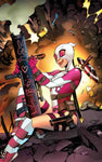 GWENPOOL STRIKES BACK #1 1/25 LUPACCHINO VARIANT