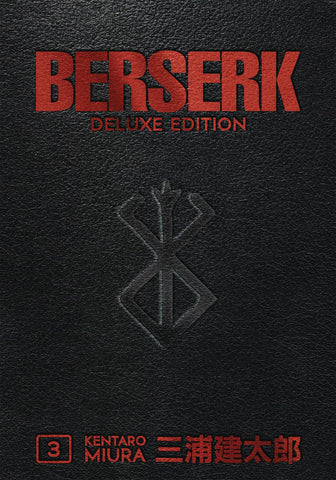 BERSERK DELUXE EDITION HARDCOVER VOL 03