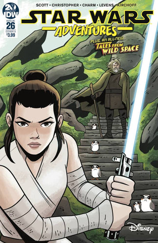 STAR WARS ADVENTURES #26