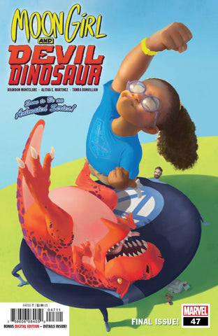 MOON GIRL AND DEVIL DINOSAUR #47
