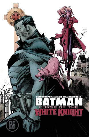 BATMAN CURSE OF THE WHITE KNIGHT #3
