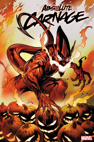 ABSOLUTE CARNAGE #3 1/25 LAND CODEX VARIANT