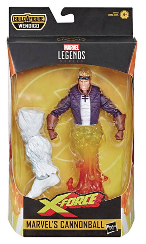 MARVEL LEGENDS X-FORCE CANNONBALL